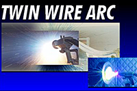 Twin Wire Arc Coatings